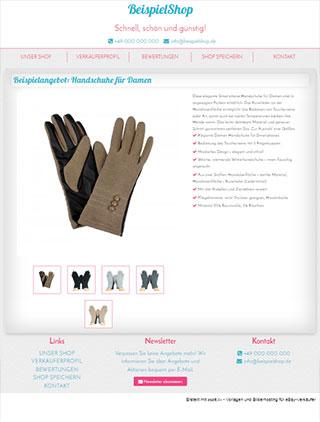 mobile optimierte templates und bilderhosting f r ebay