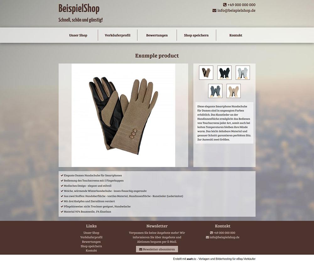 Bilder in eBay-Angebote einbinden - Eselt.de
